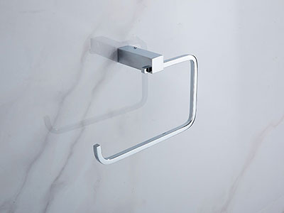 10660 towel ring brass