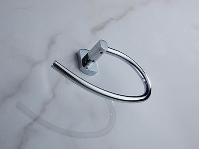 00360 towel ring Zinc alloy