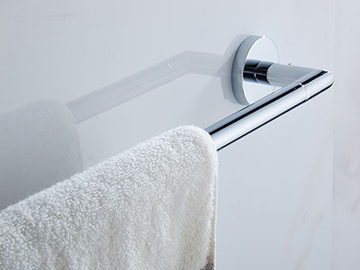 83124 single towel bar Zinc alloy